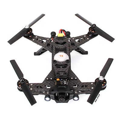 2 WALKERA RUNNER 250 FPV RACING QUAD WITH GOGGLE GLASS