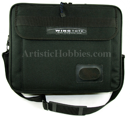 Wing Tote Radio Bag